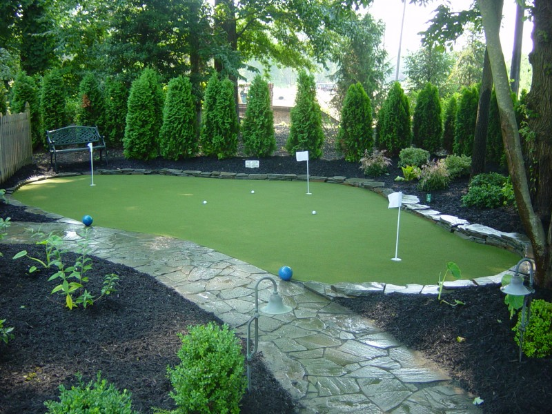 putting green 012