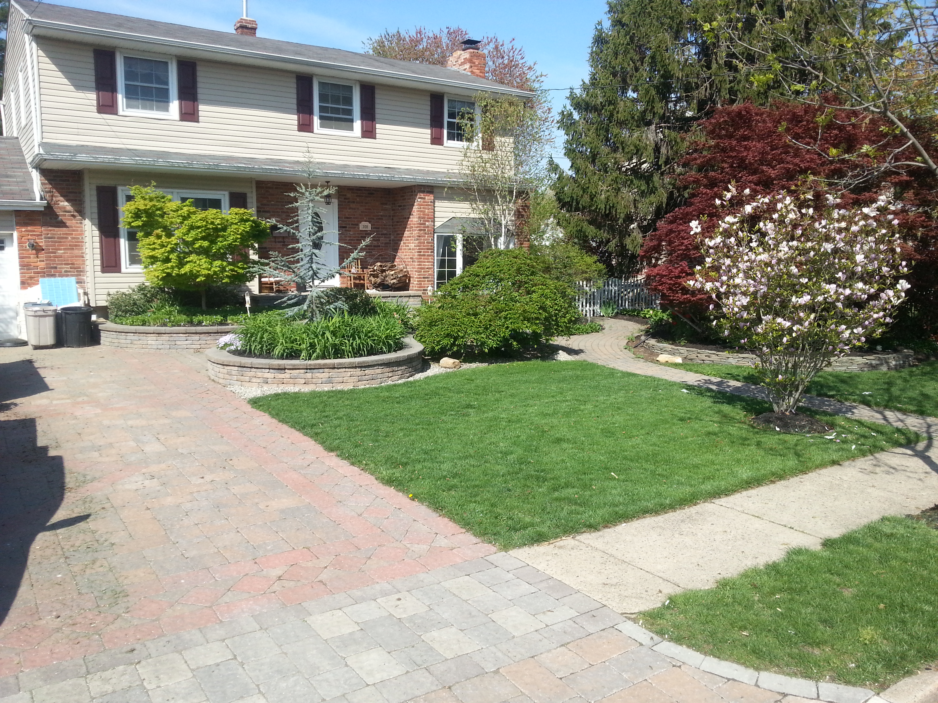 South jersey landscaping page 3 paradise pavers for Pool design bordentown nj